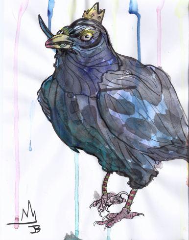 king-crow